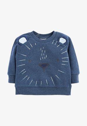 LION  - Sweatshirt - blue