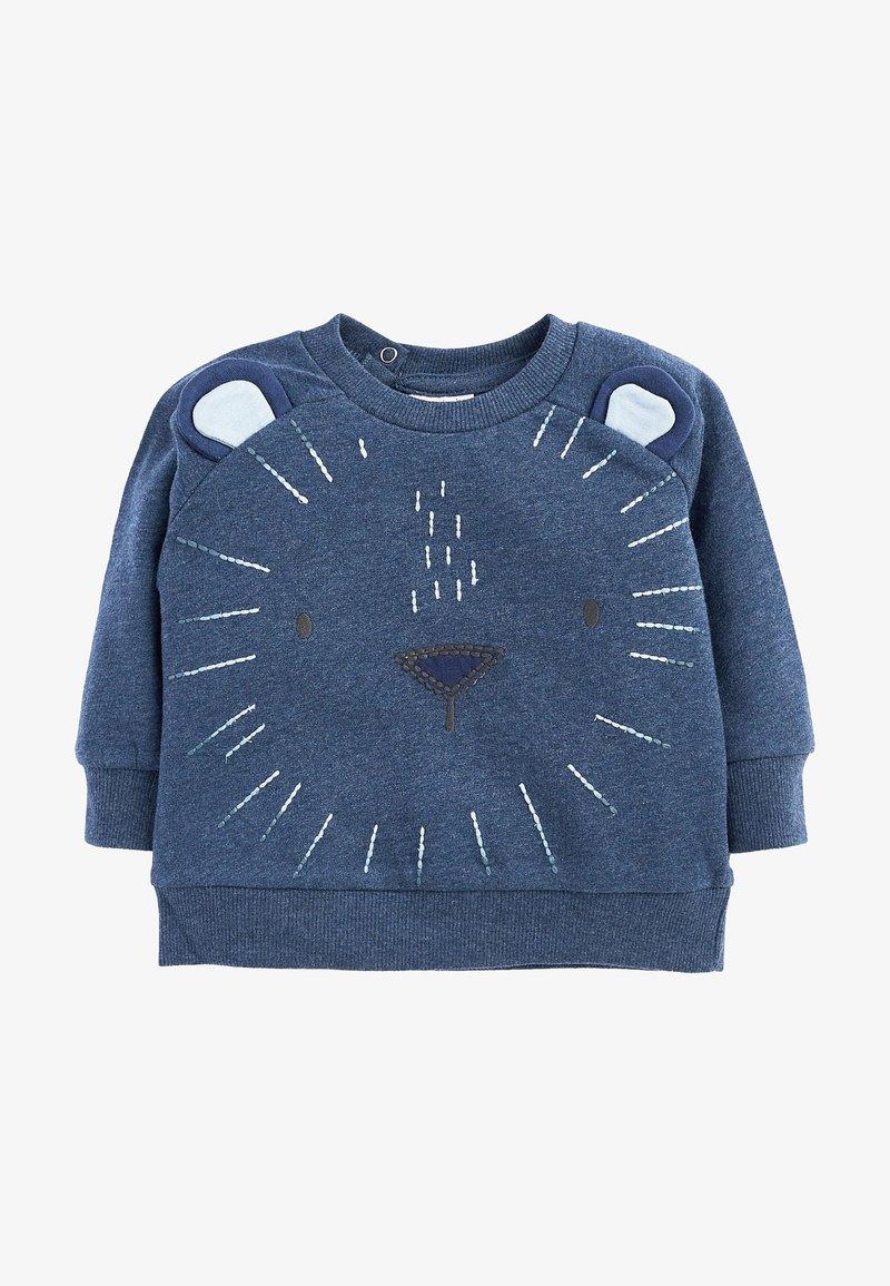 Next - LION  - Sweatshirt - blue