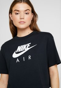 Nike Sportswear - AIR  - Print T-shirt - black