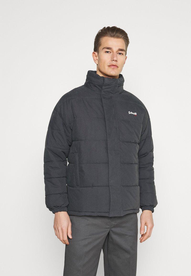 Schott - NEBRASKA - Winter jacket - grey