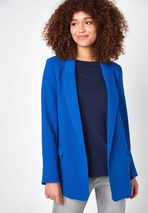 ANIMAL PRINT RELAXED  - Blazer - blue