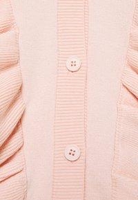 Bruuns Bazaar - ANEMONE MIRELLA  - Cardigan - misty rose - 2