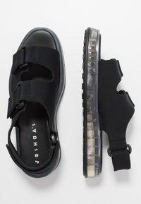 Joshua Sanders - AIR - Sandals - black - 3