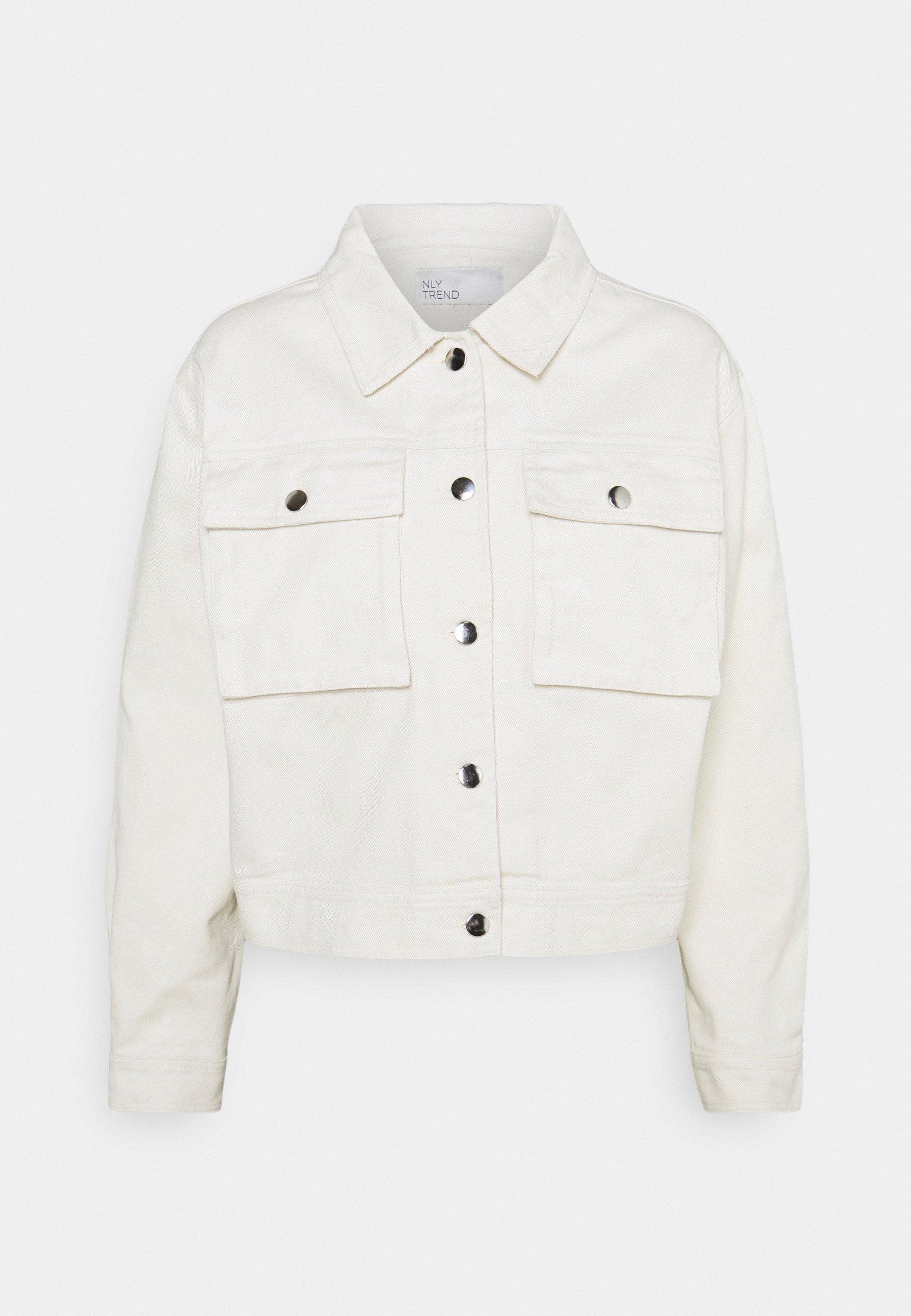 Women LIGHT SPRING JACKET - Denim jacket