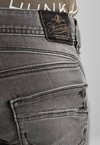 Herrlicher - PIPER SLIM - Slim fit jeans - dark ash - 3