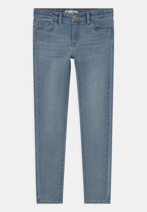 710 SUPER SKINNY  - Jeans Skinny Fit - bleached denim