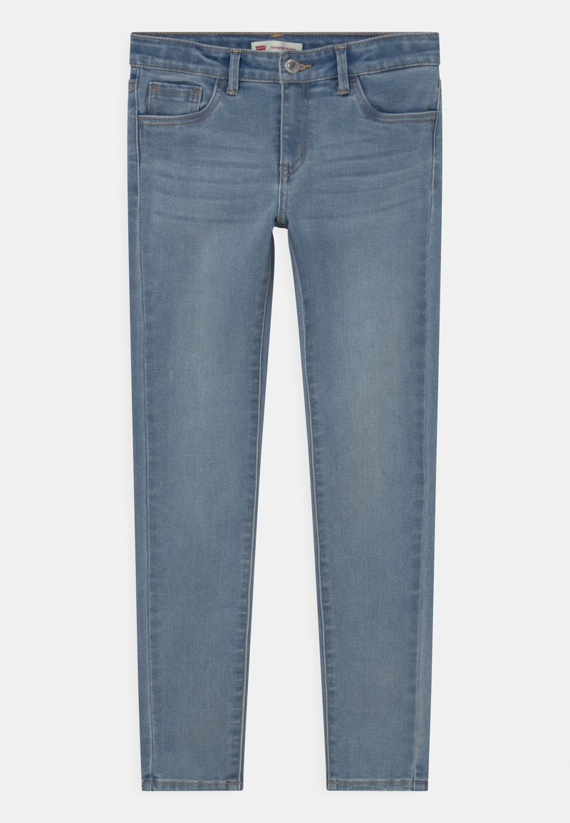 Levi's® - 710 SUPER SKINNY  - Jeans Skinny Fit - bleached denim
