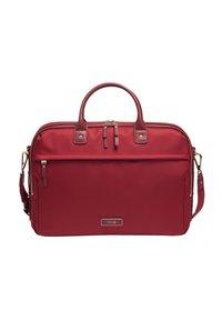 Lipault - Laptop bag - garnet red - 0