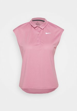 VICTORY  - Sports shirt - elemental pink/white