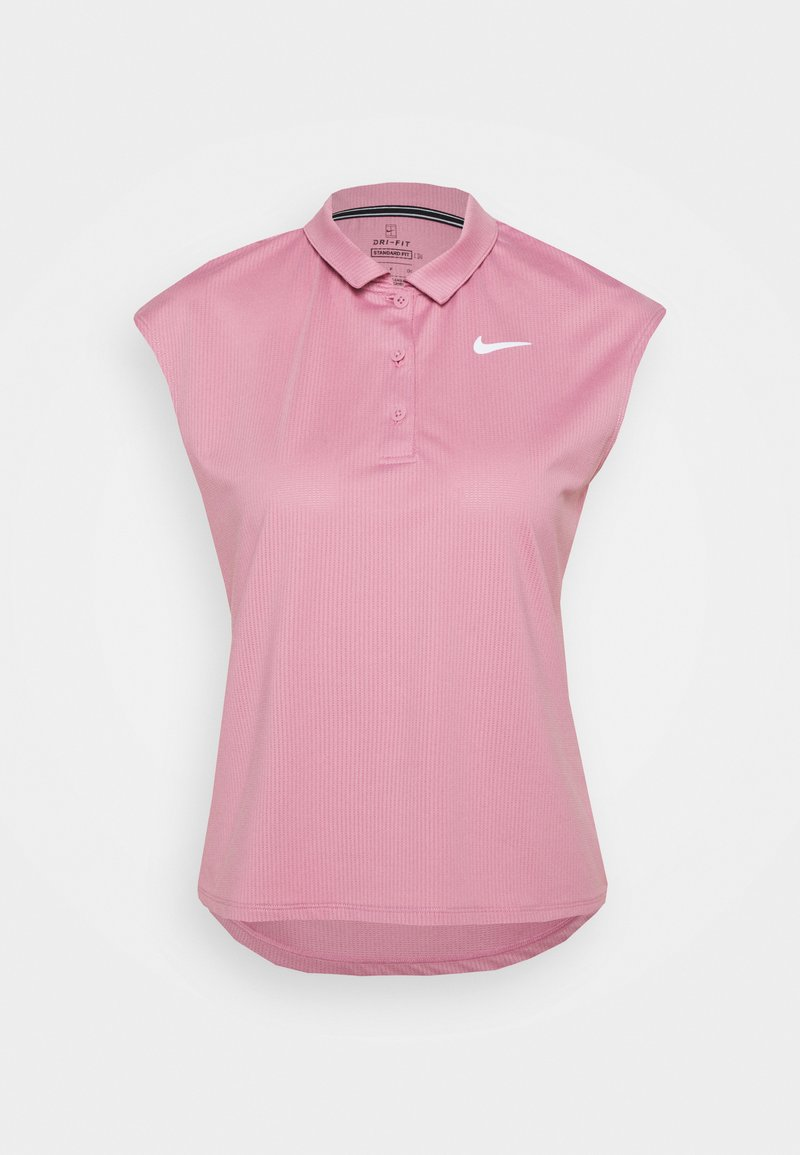 Nike Performance - VICTORY  - Tekninen urheilupaita - elemental pink/white