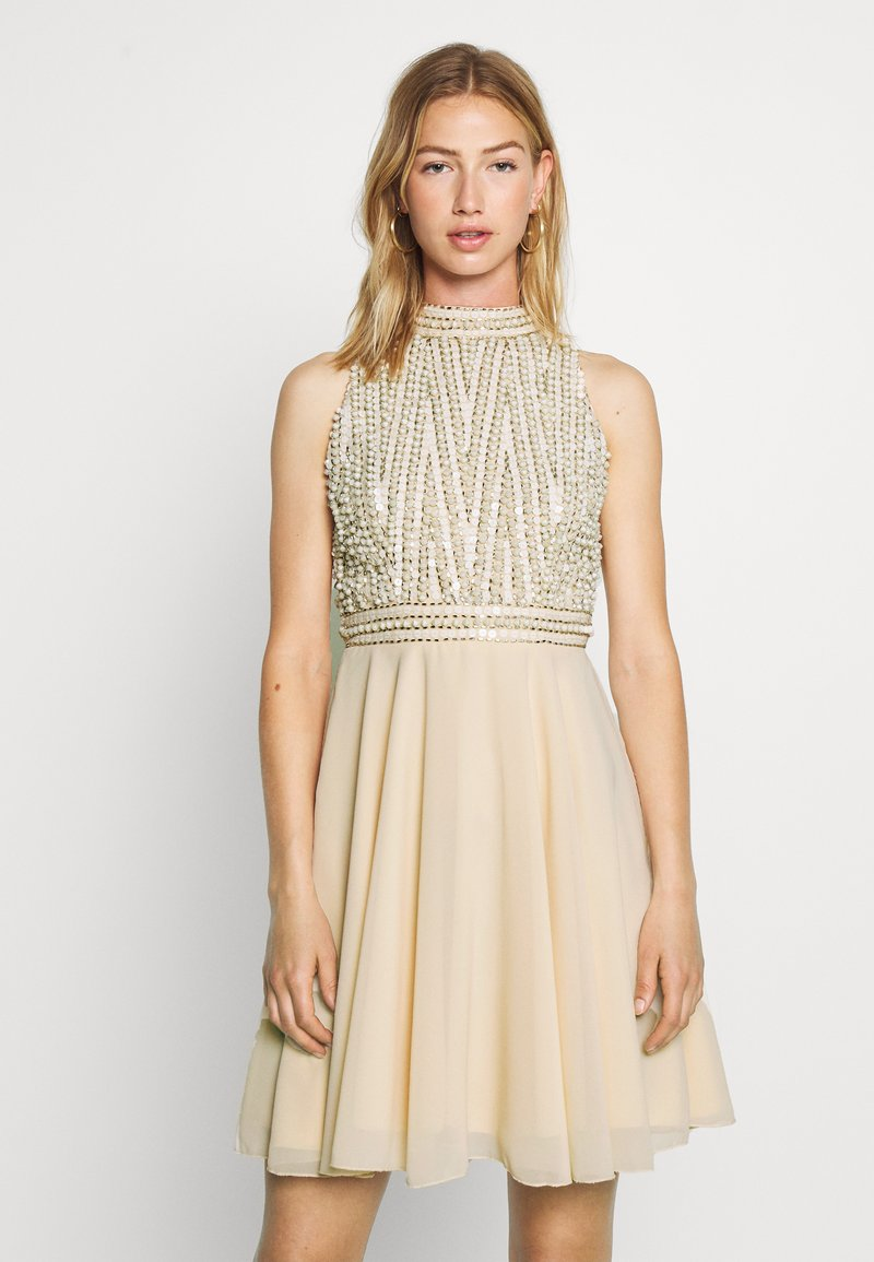 Lace & Beads - ABELLE SKATER - Cocktail dress / Party dress - cream