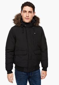 s.Oliver - Winter jacket - black - 2
