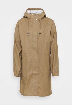 LAURYN JACKET - Waterproof jacket - canyon clay