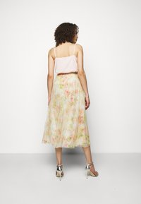 Needle & Thread - HARLEQUIN ROSE BALLERINA SKIRT - A-Linien-Rock - beige - 2
