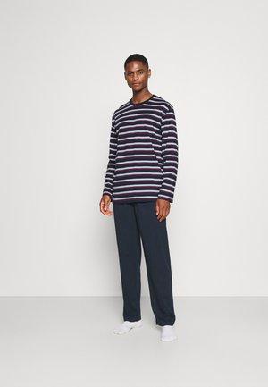 O NECK - Pyjamas - blue