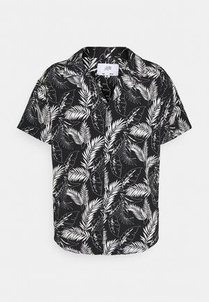 TROPICAL DARK - Skjorta - black