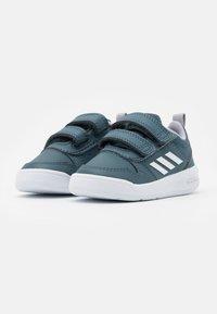 adidas Performance - TENSAUR UNISEX - Sports shoes - legacy blue/footwear white/glory grey - 1