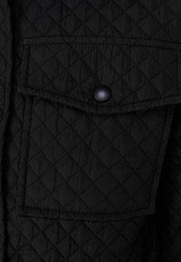 Bershka - Light jacket - black - 4