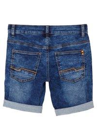s.Oliver - Denim shorts - blue - 1