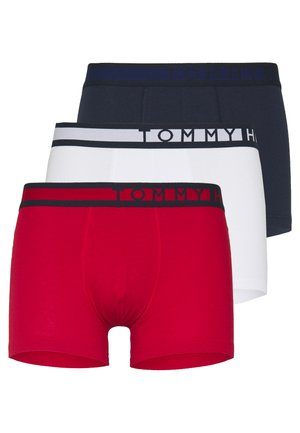 TRUNK  3 PACK - Onderbroeken - dark blue/red/white