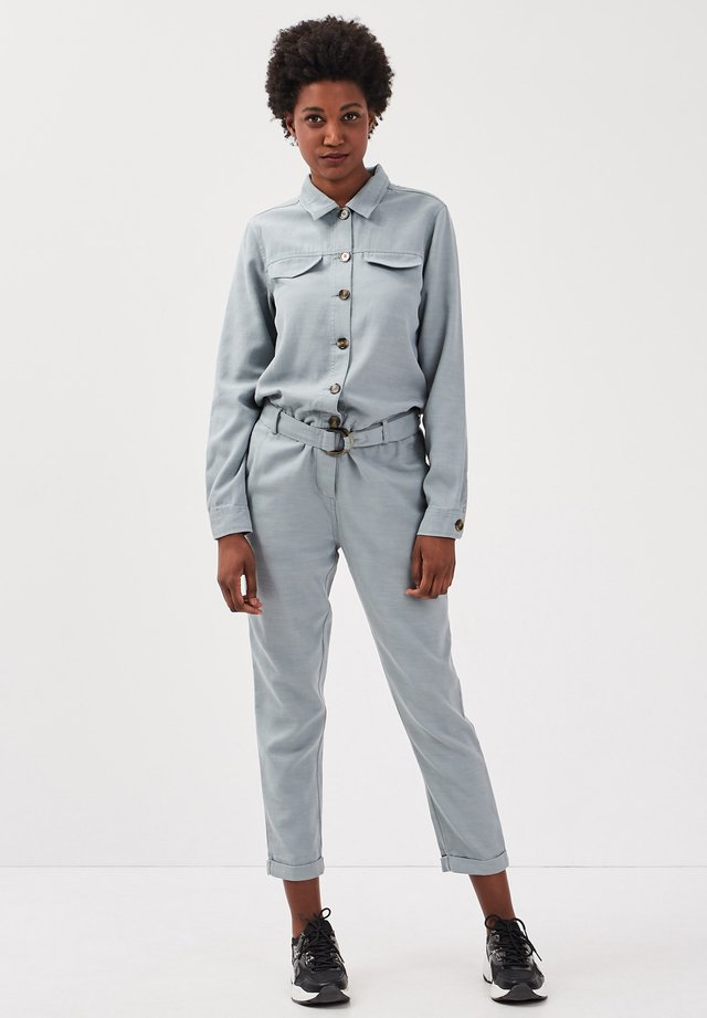 Jumpsuit - dark grey