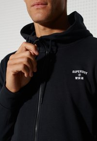Superdry - Zip-up hoodie - black - 2