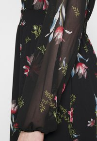 Vero Moda - VMPETRA ANCLE - Denní šaty - black/petra - 5