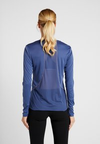 Diadora - X RUN - T-shirt à manches longues - night blue - 2