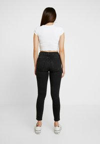Dorothy Perkins Petite - ALEX - Jeans Skinny Fit - black - 2