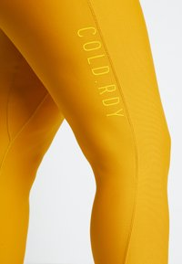 adidas Performance - ASK C.RDY - Leggings - yellow - 6