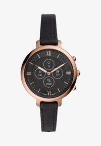 Fossil Smartwatches - MONROE HYBRID HR - Montres connectées - rose gold - 0
