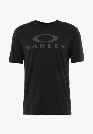 BARK - Print T-shirt - blackout