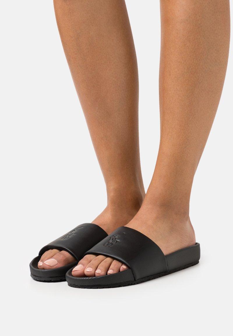 Polo Ralph Lauren - CAYSON - Mules - black