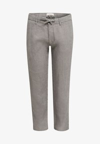 Esprit - Trousers - grey - 7