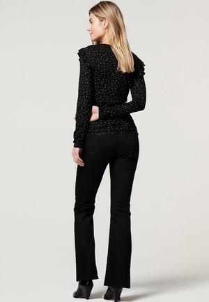 BRIERLEY - Long sleeved top - black