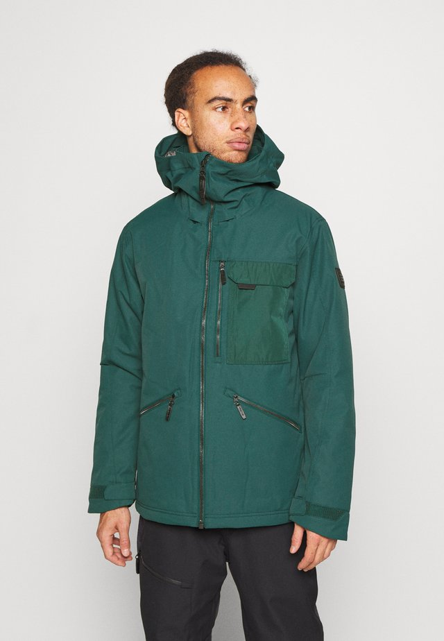 UTLTY JACKET - Snowboardová bunda - panderosa pine