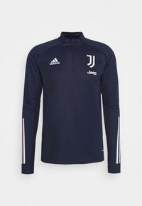 adidas Performance - JUVENTUS AEROREADY SPORTS FOOTBALL - Club wear - blue/grey - 4