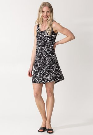 BOBOLINA  - Sukienka z dżerseju - black