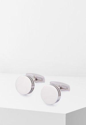 T-BERTOLD - Cufflinks - silver
