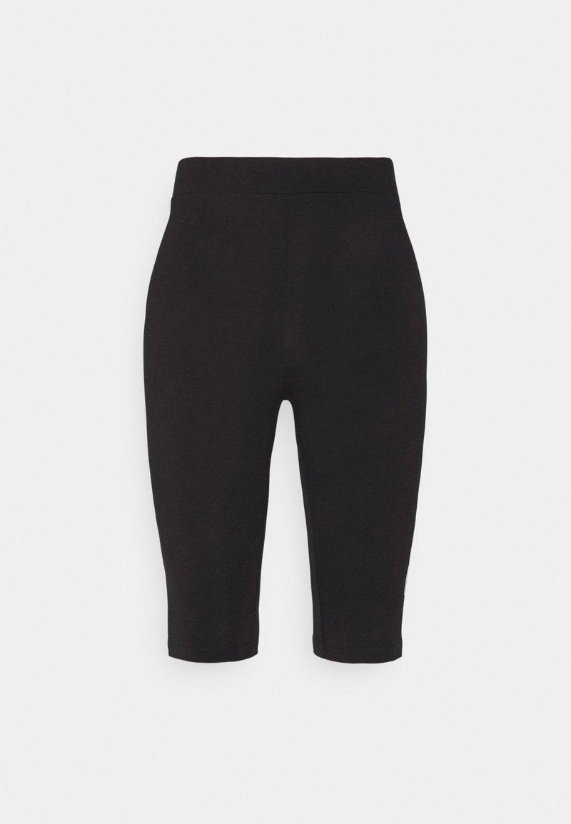 Fila - JANESSA SHORT LEGGINGS - Tights - black