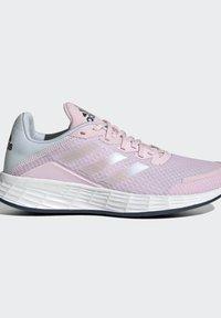 adidas Performance - DURAMO SL LAUFSCHUH - Laufschuh Neutral - pink - 5