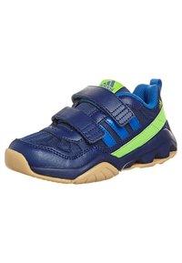 adidas Performance - GYMPLUS 2 - Chaussures d'entraînement et de fitness - night blue/blue beauty/ray green - 0