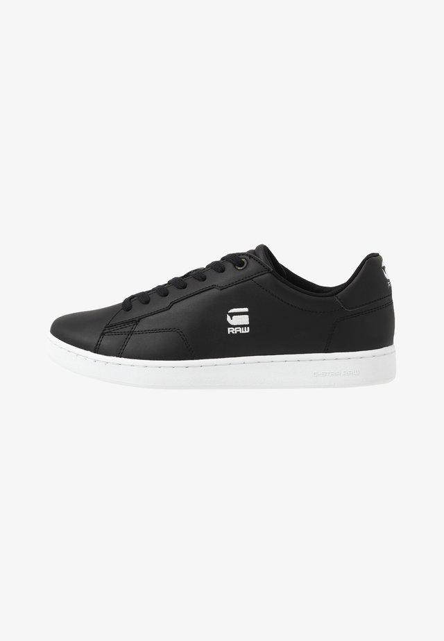 CADET - Baskets basses - black