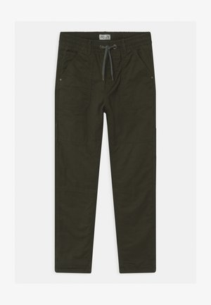 Cargo trousers - forest night