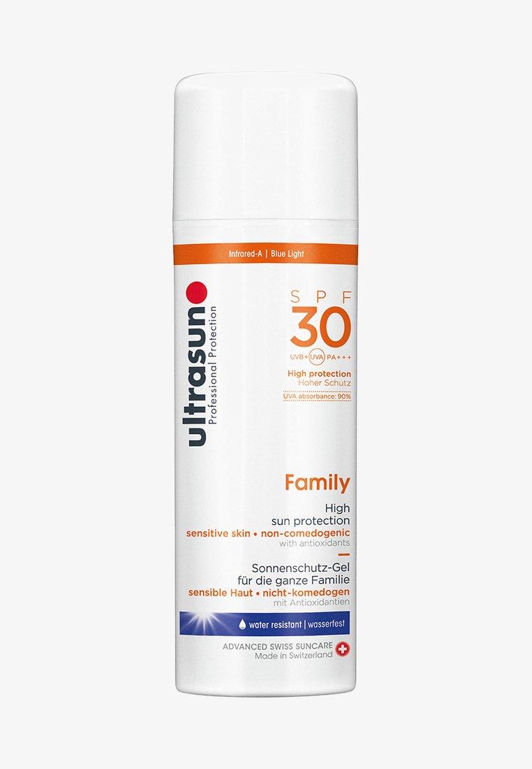 Ultrasun - FAMILY SPF30  - Sun protection - -