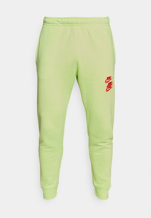 PANT - Tracksuit bottoms - liquid lime