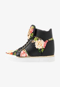 Guess - FREETA - Sneakersy wysokie - multicolor - 1