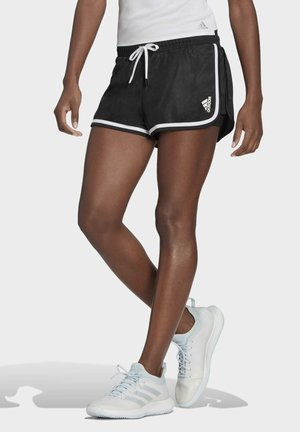 CLUB SHORT - Pantaloncini sportivi - black