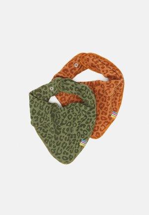 SCARF 2 PACK UNISEX - Halsdoek - brown/green