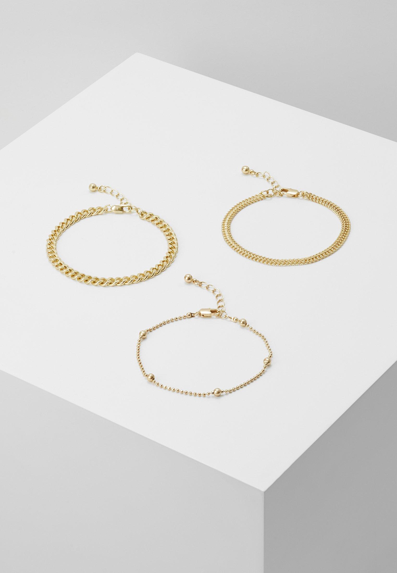 Femme PCFIBO BRACELET 3 PACK - Bracelet